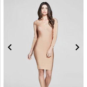 Marciano Charley Bandage Dress